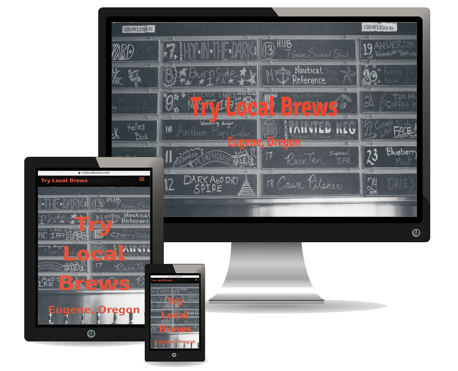 website design eugene oregon